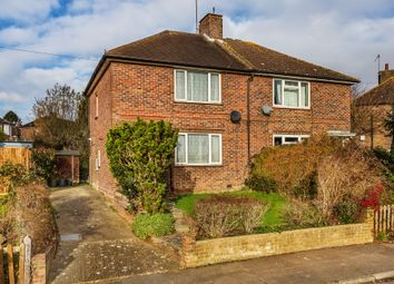 Thumbnail 3 bed semi-detached house for sale in Stuart Road, Reigate