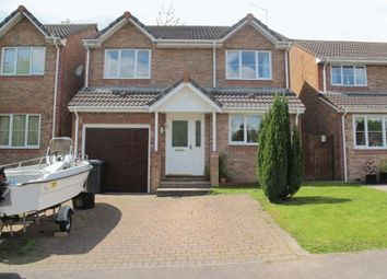 Thumbnail 4 bed detached house to rent in The Moorings, Pontymoile, Pontypool