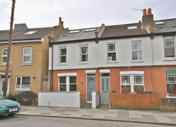 Thumbnail 3 bed end terrace house for sale in Shacklegate Lane, Teddington