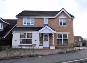 Thumbnail 4 bed detached house for sale in Afal Sur, Barry, Vale Of Glamorgan