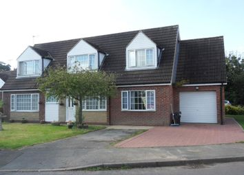 Thumbnail 4 bed detached house to rent in South Dale Close, Kirton In Lindsey, Gainsborough