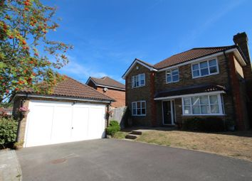 Thumbnail 4 bed detached house for sale in Elmhurst Close, Ashford