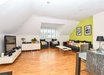 Thumbnail 2 bed flat for sale in Ashbourne Lodge, 18A Hazelwood Lane, Palmers Green, London