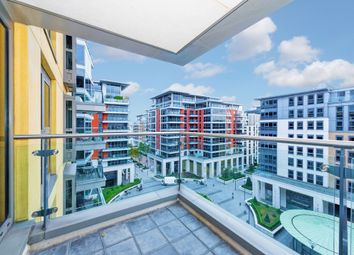 Thumbnail 3 bed flat to rent in Regency House, Imperial Wharf