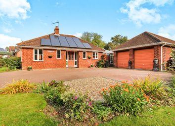 Thumbnail 4 bed detached bungalow for sale in Willow Green, Worlingworth, Woodbridge