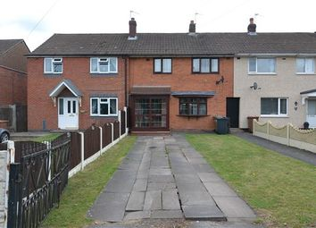 Thumbnail 3 bed terraced house to rent in Brownhills Road, Walsall Wood, Walsall