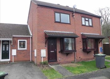 Thumbnail 2 bed semi-detached house to rent in Woodside Court, Sleaford