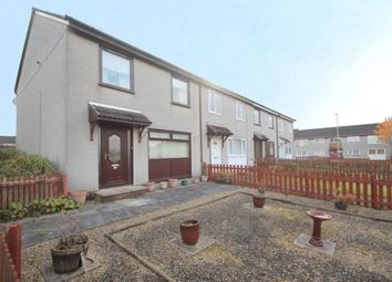 Thumbnail 3 bed end terrace house for sale in Kilearn Way, Paisley, Renfrewshire