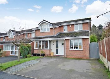 Thumbnail 5 bed detached house for sale in Viscount Avenue, Aqueduct, Telford, Shropshire.