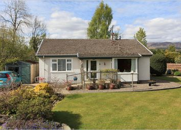 Thumbnail 3 bed bungalow for sale in Polinard, Comrie
