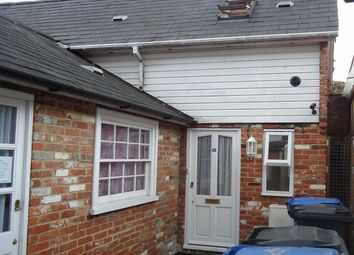 Thumbnail 2 bed semi-detached house to rent in Berners Street, Ipswich, Suffolk
