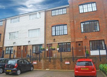 Thumbnail 3 bed terraced house to rent in Whitefriars Wharf, Tonbridge