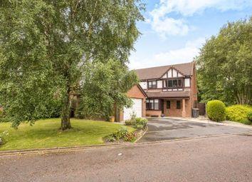 Thumbnail 4 bed detached house for sale in Jepps Avenue, Barton, Preston, Lancashire