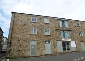 Thumbnail 2 bed flat to rent in Belgravia Street, Penzance