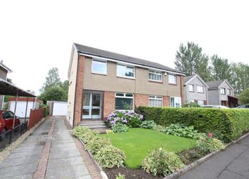 Thumbnail 3 bed semi-detached house for sale in Tweedsmuir, Bishopbriggs, Glasgow, East Dunbartonshire