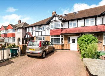Thumbnail 4 bed terraced house for sale in Culvers Avenue, Carshalton, Surrey