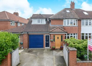 Thumbnail 4 bed semi-detached house for sale in Wheatlands Grove, York