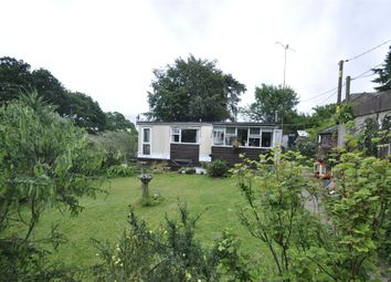 Thumbnail 2 bed mobile/park home for sale in Broomy Park, Ogdens, Hampshire