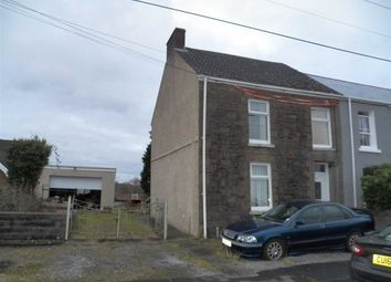 Thumbnail 3 bed semi-detached house for sale in Station Road, Llangennech, Llanelli