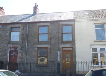 Thumbnail 2 bed terraced house for sale in Cannon Street, Brynamman, Ammanford, Carmarthenshire.