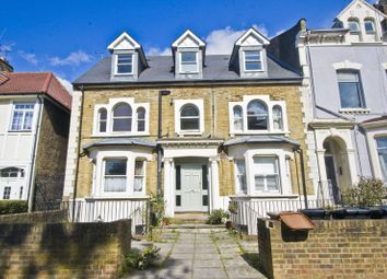 Thumbnail 2 bed flat for sale in Nightingale Road, Clapton, London