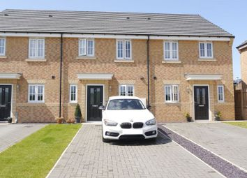 Thumbnail 3 bed terraced house for sale in Barley Grove, Bedlington
