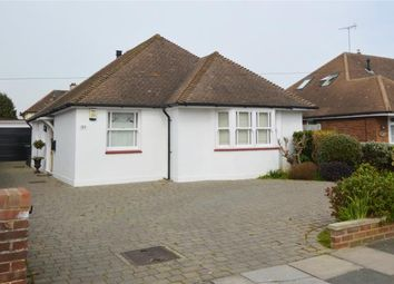 Thumbnail 2 bedroom detached bungalow for sale in Marcus Avenue, Thorpe Bay, Essex