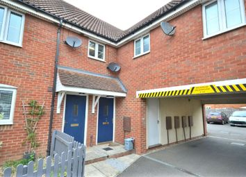 Thumbnail 2 bed flat for sale in Mellisham Walk, King's Lynn