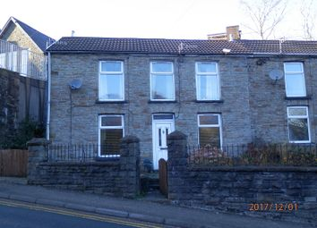 Thumbnail 4 bed property for sale in High Street, Cymmer, Rhondda Cynon Taff.