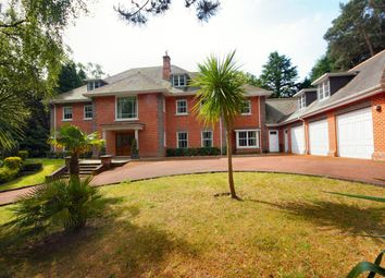 Thumbnail 6 bed detached house for sale in Western Avenue, Branksome Park, Poole