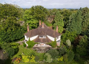 Thumbnail 7 bed detached house for sale in Cavendish Road, St. Georges Hill, Weybridge