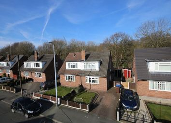Thumbnail 3 bed semi-detached bungalow for sale in Fir Street, Cadishead, Manchester