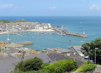 Thumbnail 5 bed terraced house for sale in Sea View Terrace, St. Ives