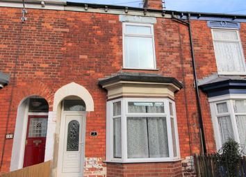 Thumbnail 2 bed terraced house for sale in Grove Street, Hull