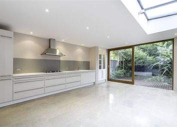 Thumbnail 3 bed terraced house to rent in Whellock Road, Chiswick, London