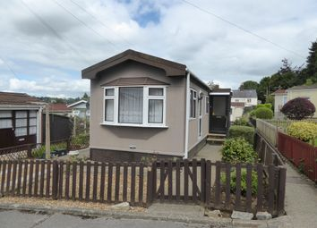 Thumbnail 2 bed mobile/park home for sale in Rusty Well Park, Yeovil