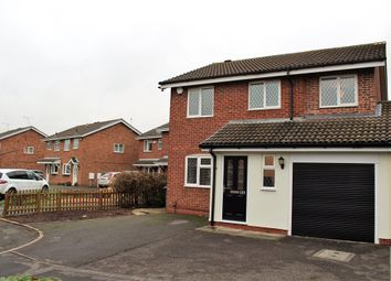 Thumbnail 5 bed detached house for sale in Arlington Way, Attleborough, Nuneaton, Warwickshire