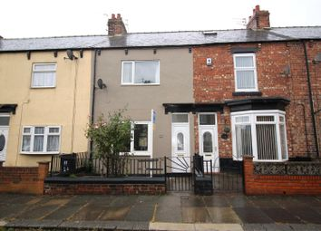 Thumbnail 2 bed terraced house for sale in Westgarth Terrace, Darlington