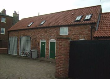 Thumbnail 2 bed semi-detached house to rent in Turnor Close, Wragby, Market Rasen