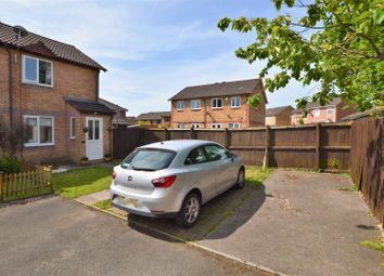 Thumbnail 2 bed semi-detached house for sale in Birch Crescent, Llantwit Fardre, Pontypridd