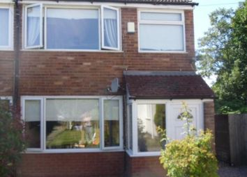 Thumbnail 3 bed terraced house to rent in Fern Bank, Maghull, Liverpool