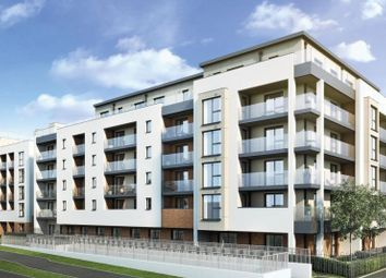 Thumbnail 2 bed flat to rent in Gemini Park, Manor Way, Borehamwood