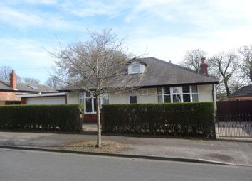 Thumbnail 3 bed bungalow for sale in Beacon Grove, Fulwood, Preston