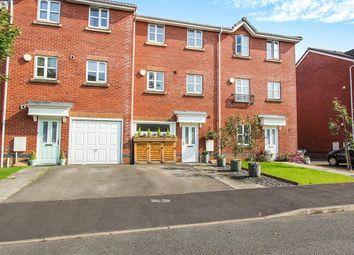 Thumbnail 4 bedroom terraced house for sale in Spalding Avenue, Garstang, Preston