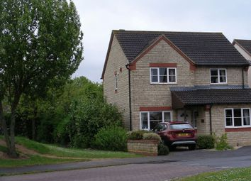 Thumbnail 4 bed detached house to rent in The Cornfields, Bishops Cleeve, Cheltenham