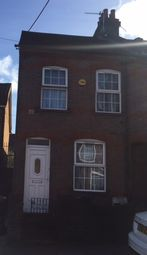 Thumbnail 2 bed end terrace house to rent in St. Peters Road, Luton