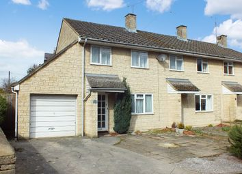 Thumbnail 2 bed end terrace house for sale in Limes Close, Cirencester
