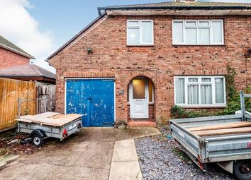 Thumbnail 3 bed semi-detached house for sale in Goring Road, Goring-By-Sea, Worthing, West Sussex