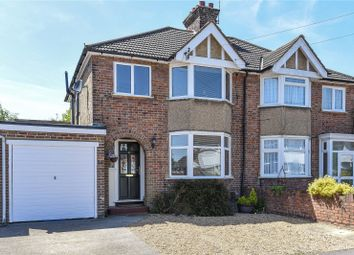 Thumbnail 3 bed semi-detached house for sale in The Crescent, Abbots Langley
