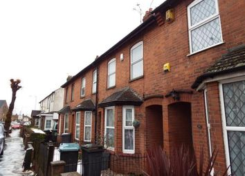 Thumbnail 3 bedroom terraced house for sale in Stockingstone Road, Luton, Bedfordshire